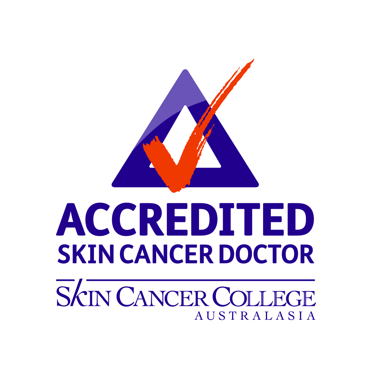 skin cancer logo
